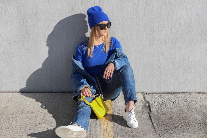 MONOCHROMATIC & PRIMARY COLORS | How To Wear It